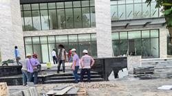 """Hà Nội: Nhiều dự án bất động sản rốt ráo triển khai sau 2 tháng """"đắp chiếu"""""""