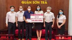 Đà Nẵng: Agribank ủng hộ 1,5 tỷ đồng cho lực lượng tuyến đầu phòng chống dịch Covid-19