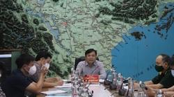 Áp thấp nhiệt đới nguy cơ mạnh lên thành bão, Hà Tĩnh - Bình Định đối diện mưa lớn dồn dập