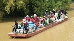 """Đắk Lắk: Chậm di dân lòng hồ thủy lợi Krông Pách Thượng, huyện lập """"Sở chỉ huy"""" ứng phó mưa lũ"""