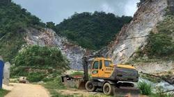 Bắc Kạn: Mỏ đá Khau Trạt khai thác không đúng thiết kế, chưa có đánh giá tác động môi trường