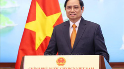 Bài phát biểu của Thủ tướng tại Lễ khai mạc Hội nghị thượng đỉnh thương mại dịch vụ toàn cầu 2021