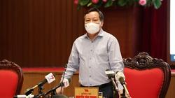 """Phó Bí thư Thành ủy Hà Nội nói về """"việc chưa có trong tiền lệ"""" trong phòng, chống dịch Covid-19"""