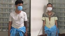 TP.HCM: Phát hiện hai thanh niên vận chuyển gần nửa kg ma túy