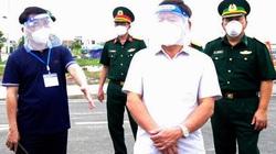 Quảng Ngãi: Chủ tịch tỉnh kiểm tra hiện trường ổ dịch Covid-19 Công ty Hoya Lens