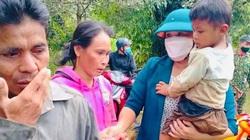 Bình Phước: Tìm được bé trai 3 tuổi, sau một ngày đêm đi lạc trong rừng cao su bạt ngàn