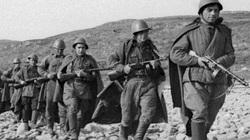 Nơi nào là biên giới duy nhất của Liên Xô khiến phát xít Đức không thể xuyên thủng?