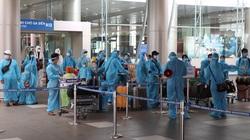 Lâm Đồng: Hai vợ chồng thai phụ được đón về từ vùng dịch dương tính SARS-CoV-2