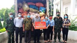 Lào Cai: Nông dân vùng cao Bắc Hà ủng hộ gạo, rau xanh cho Hà Nội chống dịch Covid-19