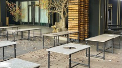 Đắk Lắk: Nhiều nhà hàng, quán cà phê tại TP.Buôn Ma Thuột 'đắp chiếu' trong mùa dịch Covid-19