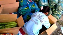 Lời ít, hợp tác xã ở Tiền Giang, Long An vẫn thiết kế 100.000 combo nông sản cung cấp cho dân TP.HCM