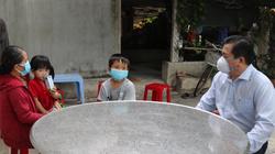 Phú Yên: Trợ giúp hai con nhỏ của nữ công nhân mất vì Covid-19 ở TP.HCM