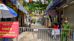 Hà Nội: 1 gia đình ở chung cư phố Minh Khai dương tính SARS-CoV-2