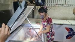 Bắc Giang: Phát hiện 517kg thịt lợn có mầm bệnh dịch tả lợn châu Phi trong một cơ sở kinh doanh thịt lợn
