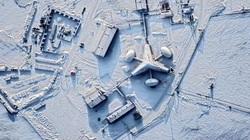 Phát hiện căn cứ của người ngoài hành tinh tại Bắc Cực