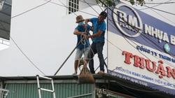 Đà Nẵng: Cho phép người dân sửa chữa, gia cố nhà cửa để phòng chống bão