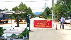 Quảng Ngãi: Chia KCN Quảng Phú làm 2 vùng xanh, đỏ để chống dịch Covid-19