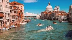 Venice  - Di sản thế giới bị đe dọa tước danh hiệu, chính phủ Italia yêu cầu khách du lịch phải làm điều này