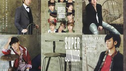 Nhóm nhạc Super Junior phát hành lịch 2012