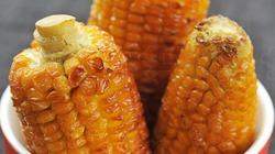 Thơm quyến rũ ngô nướng mật ong chống rét