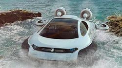 Ô tô chạy được trên mọi địa hình