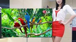 LG hé lộ tivi  55 inch siêu mỏng... 4mm