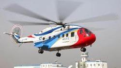 Trung Quốc có loại trực thăng lớn nhất châu Á