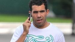 Tevez tiếp tục bị Man City phạt 1 triệu bảng