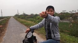 """Vụ cưỡng chế đất ở Tiên Lãng: Phóng viên bị đe """"đánh chết"""""""