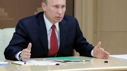 Website tranh cử của ông Putin gặp sự cố