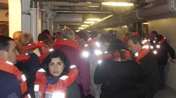 69 người mất tích vì tàu chìm ngoài khơi Italia