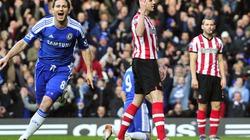 Chelsea nhọc nhằn thắng Sunderland