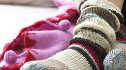 Bí quyết giữ ấm bàn chân để chống rét