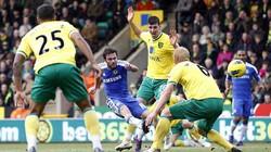 Đá tẻ nhạt, Chelsea bị Norwich chia điểm