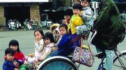 Giao thông và những hình ảnh không đâu có ngoài Việt Nam