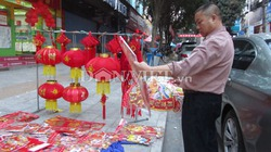 29 Tết ghé qua Hà Khẩu, Trung Quốc