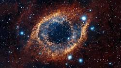 Vũ trụ đẹp lạ khi nhìn từ trên cao