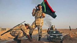 Lực lượng trung thành Gaddafi chiếm lại một thành phố