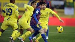 "Hòa Villarreal, Barca bị Real cho ""ngửi khói"""