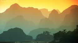 Ngỡ ngàng chùa Hương... đẹp thanh bình, yên ả