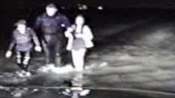 2 cô gái gốc Việt ở Mỹ được người hùng cứu thoát kì diệu