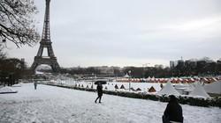 Châu Âu hứng lạnh kỷ lục