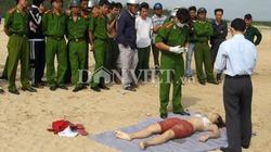 Phát hiện xác thiếu nữ tại bãi biển Phú Yên
