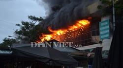 Nhiều chợ trong tình trạng sẵn sàng... cháy