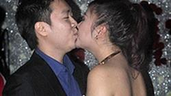 Lê Hiếu đắm đuối hôn Văn Mai Hương trong tiếng reo hò