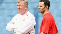 Ferguson tiến cử Giggs kế nghiệp mình