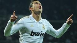 Ronaldo lọt vào Top 13 chân sút vĩ đại nhất Real