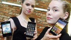 LG mở hàng dòng điện thoại Optimus L với 3 mẫu mới