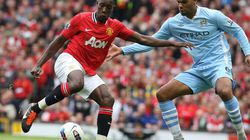 FA quyết định lùi trận derby Manchester