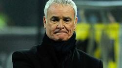 Ranieri: Inter không xứng đáng thất bại
